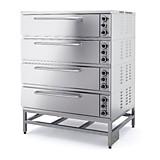 Шкаф пекарный электрический четырехсекционный ШПЭ104